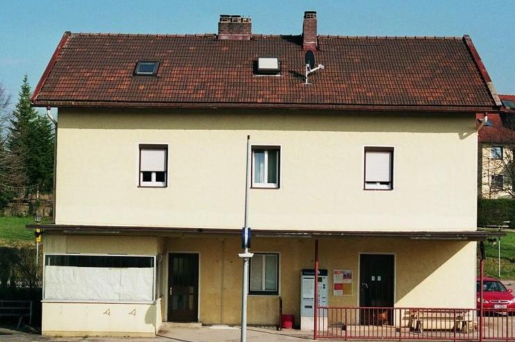 Bahnhof Oberdorf