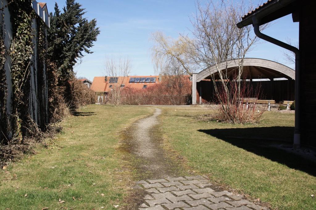 Verbindung Bergstraße Ziegeleiweg